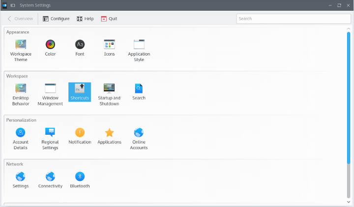 Configuring Spotify Media keys in KDE 5 4 ‐ NalleRooth com